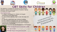 21TRA089 Webinar Series - CBT Skills for Children